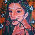 Rosales Latina by Americo Salazar