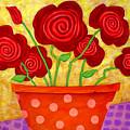 Rose-a-go-go by John Blake