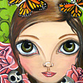 Rose Amongst The Butterflies by Jaz Higgins