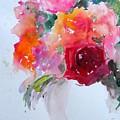 Rose Bowl II by Liz McQueen