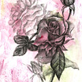 Rose Bud Pink by Trish Taylor Ponappa