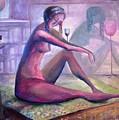 Rose Dreams by Elisheva Nesis