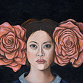 Rose by Leah Saulnier The Painting Maniac