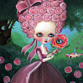 Rose Marie Antoinette by Akiko Okabe