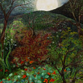Rose Moon by FT McKinstry