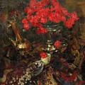 Rose On The Carpet by Ishenko  V'yacheslav