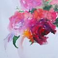 Rosebowl 1 by Liz McQueen