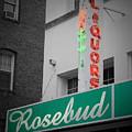 Rosebud Liquors by Jost Houk