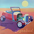Rosebud Model T Roadster by Evie Cook