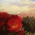 Rosebush by Mary Ellen Frazee