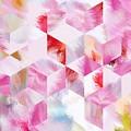 Roselique Cubes by Alisa Rigolin