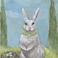 Rosemary Rabbit by Kimberly Hodge