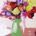 Rosemary's Tulips by Sabino Caputo
