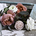Roses And Rust by Jamie Jamison