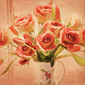 Roses And Tulips by Alana Ranney