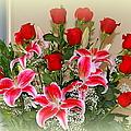 Rose's by Athala Carole Bruckner