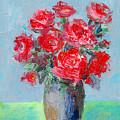Roses by Cuiava Laurentiu