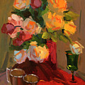 Roses by Diane McClary