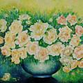 Roses. by Evgenia Davidov