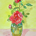 Roses For Dorothy by Jeannie Allerton