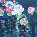 Roses by Guanyu Shi