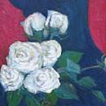 Roses II by Meihua Lu