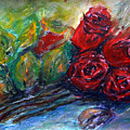Roses by Jasna Dragun