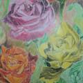Roses by Kenroy Brown