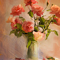 Roses La Belle by Linde Townsend