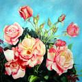 Roses by Leyla Munteanu