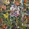 Roses by Nikolay Malafeev