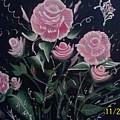 Roses by Paula Ferguson