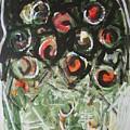 Roses by Seon-Jeong Kim
