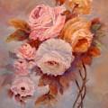 Roses Study by Loretta Luglio