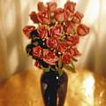 Roses by Tony Cordoza