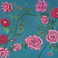 Roses by Vera  Smith