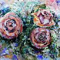 Roses by Yana Sadykova