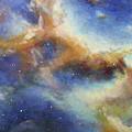 Rosette Nebula by Patty Ray Avalon
