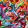 Rosie Dande by Blind Ape Art