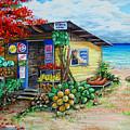 Rosies Beach Cafe by Karin  Dawn Kelshall- Best