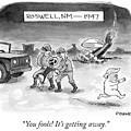 Roswell Nm 1947 by Pat Byrnes