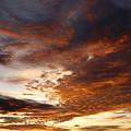 Rosy Sky by Michal Boubin