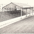 Rotherham - Millmoor - Millmoor Lane Stand 1 - Bw - April 1970 by Legendary Football Grounds