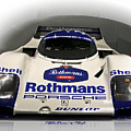 Rothmans Porche by Tom Griffithe