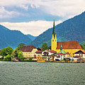 Rottach Egern On Tegernsee Architecture And Nature View by Brch Photography