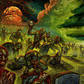 Rotten Souls Taint The Land by Tony Koehl