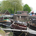 Rotterdam Silence By The Docks by Trent Jackson