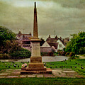 Rottingdean War Memorial And Village Common by Chris Lord