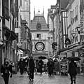 Rouen Street by Eric Tressler