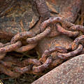 Rough Hewn Chain by Phyllis Denton